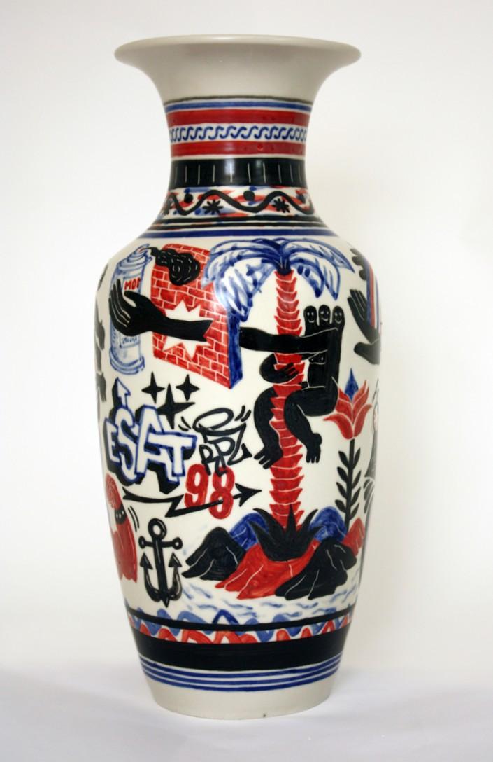 Vase made in Vietnam 3