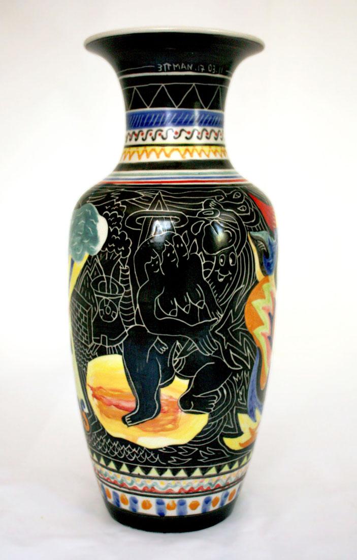 Vase made in Vietnam 2